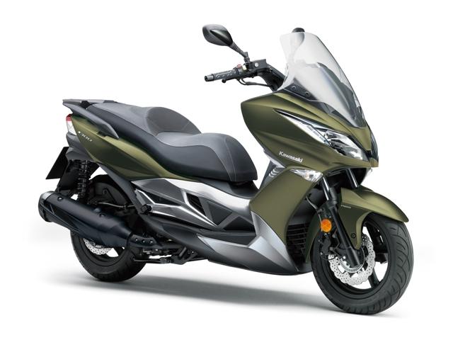kawasaki  scooter j 300 01