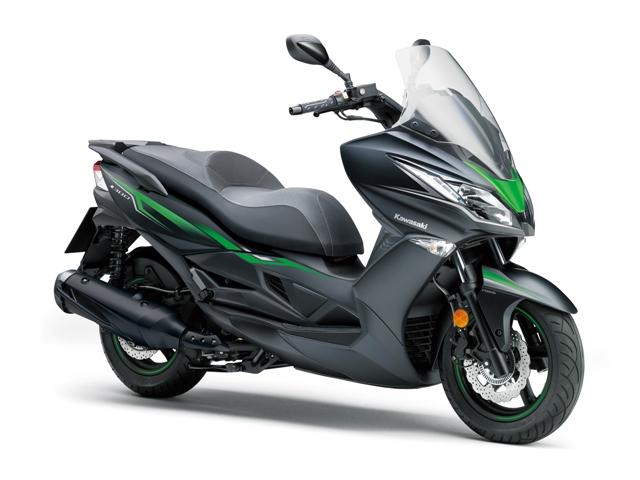 kawasaki  scooter j 300 04