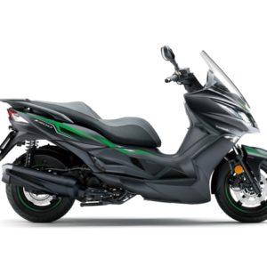 kawasaki  scooter j 300 05 300x300 - Kawasaki J 300 Special Edition