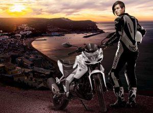kymco motocikl ck1 125 lavado hr 04 – kopija - Kymco CK1 125