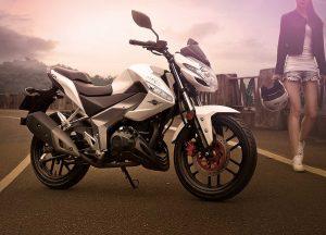 kymco motocikl ck1 125 lavado hr 05 – kopija - Kymco CK1 125