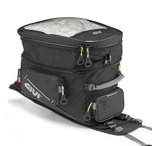 EA110B tank torba za motocikl 02 500x480 - EA110 Givi Tank torba 25 l. (bez magneta)