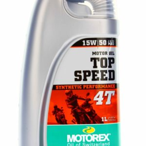 Motorex TOP SPEED 4T 15W 50 1L 300x300 - Motorex Top Speed 4T 15W/50