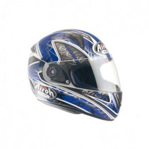 airoh leox blue white gray 300x300 - Airoh Leox M veličina