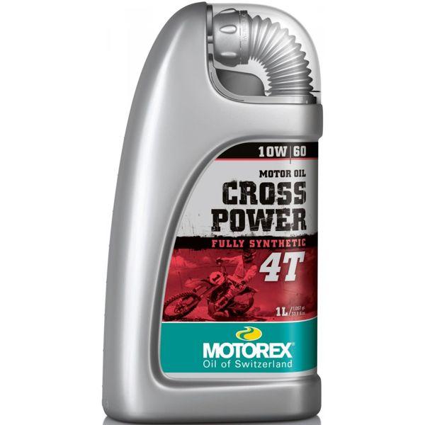 motorex cross power 4t 10w60 2
