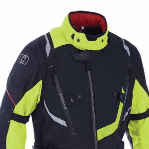 9813 zz tm171202s 1  jakna za motocikl oxford 04 300x300 - Oxford Montreal 3.0 Textile Jkt Black/Fluo