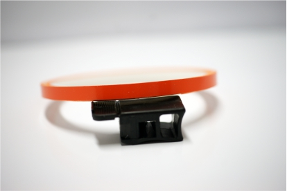 NALJEPNICA ZA KOTAČE NARANČASTA 02 - Naljepnica za kotače Print Reflex Orange RSOP
