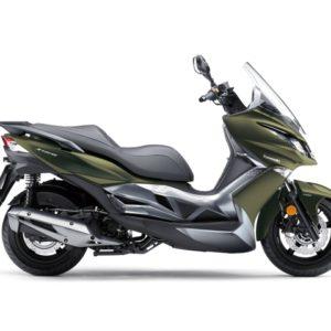 kawasaki scooter j 125 02 300x300 - Kawasaki J 125