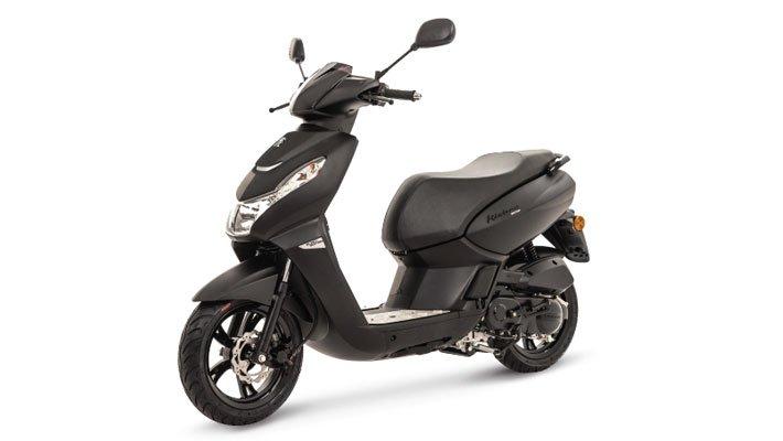 peugeot kisbee 50 4t black edition lavado motoshop. Black Bedroom Furniture Sets. Home Design Ideas