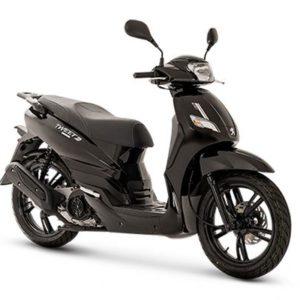 twt 50 cc 45 km h euro 4 led f 300x300 - Peugot Tweet 50