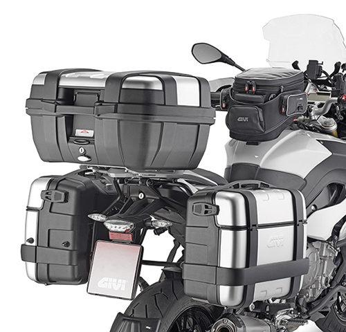 TRK52N mounted