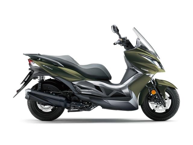 kawasaki  scooter j 300 02