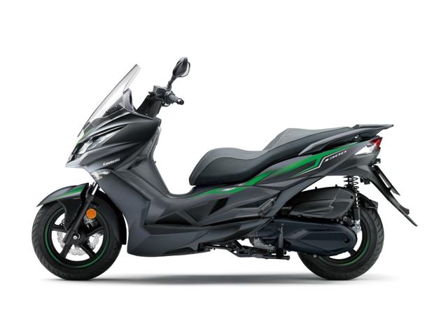 kawasaki  scooter j 300 06