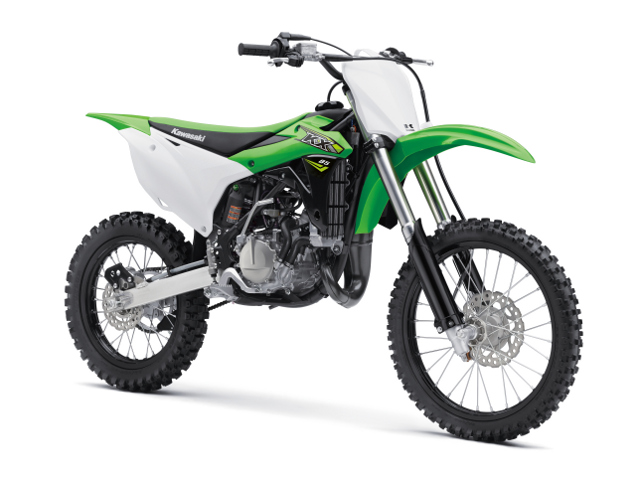 kawasaki klx 85II lavado hr 01