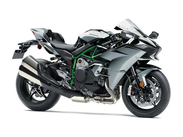 motocikl kawasaki njinja h