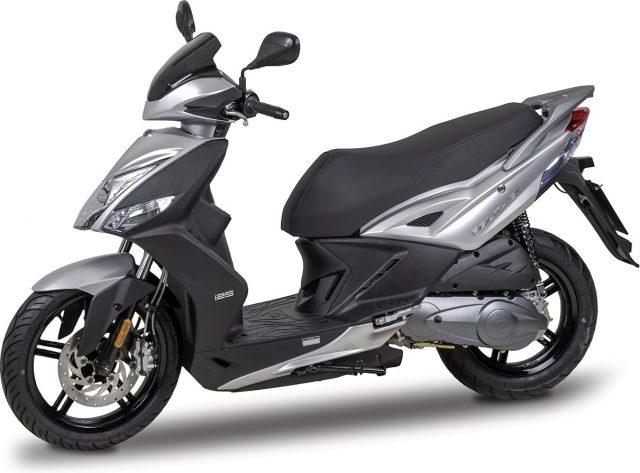 scooter kymco agility plus lavado hr
