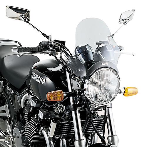 A200 univerzalni vjetrobran za naked motocikle
