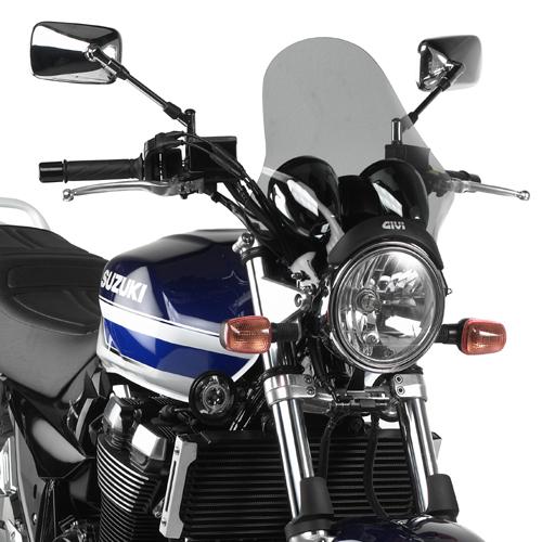 A210 univerzalni givi vjetrobran za naked motocikle