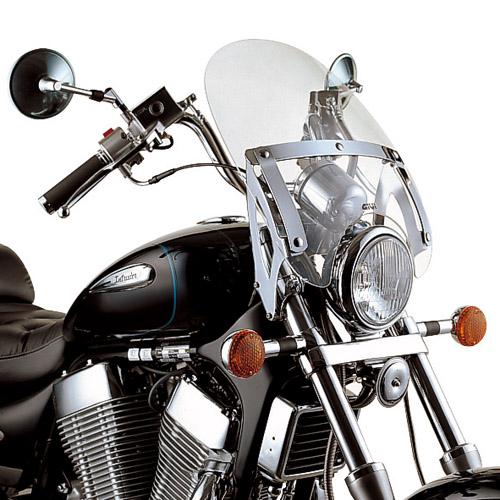 A23AS100A2 vjetrobran za custom motocikle