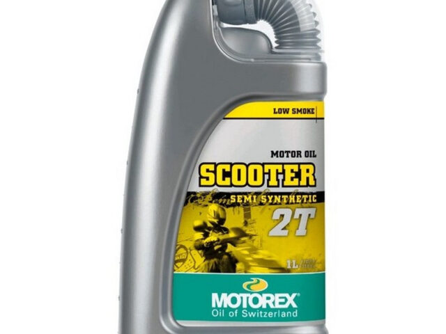 MOTOREX SCOOTER 2T 1