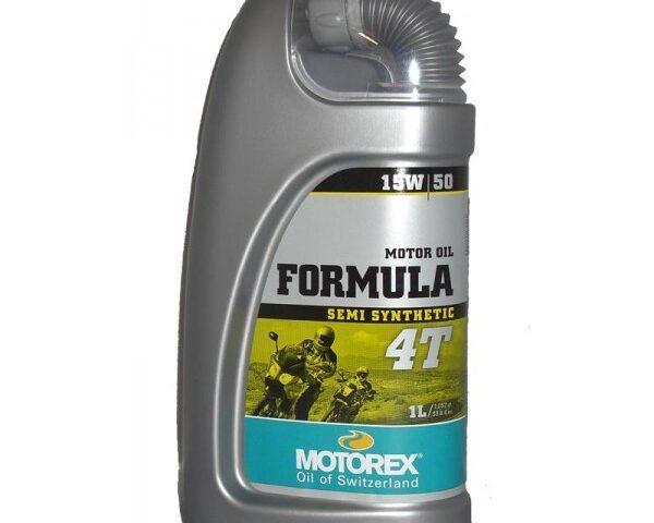 Motorex 15W50 Formula 4T 1L