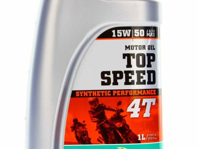 Motorex TOP SPEED 4T 15W 50 1L