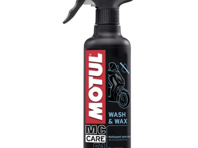Motul WASH WAX moto kozmetika