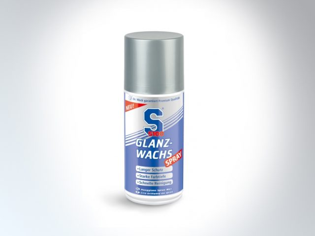 S100 Glanz Wachs Spray 250 ml