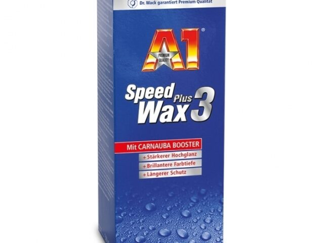 a1 speed wax plus 3 250ml by dr wack