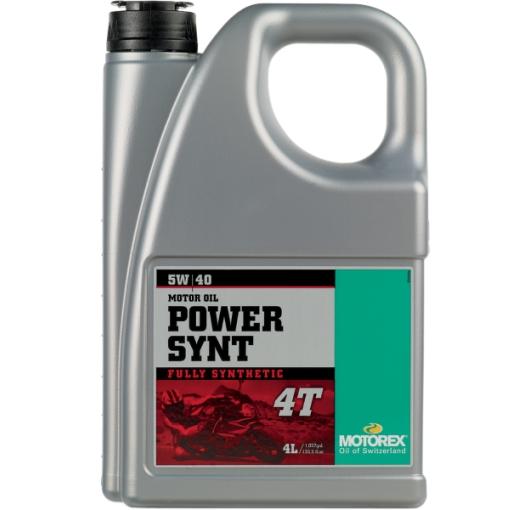 ful sintetika ulje za motor Motorex Power Synt 4T 5w40 4l