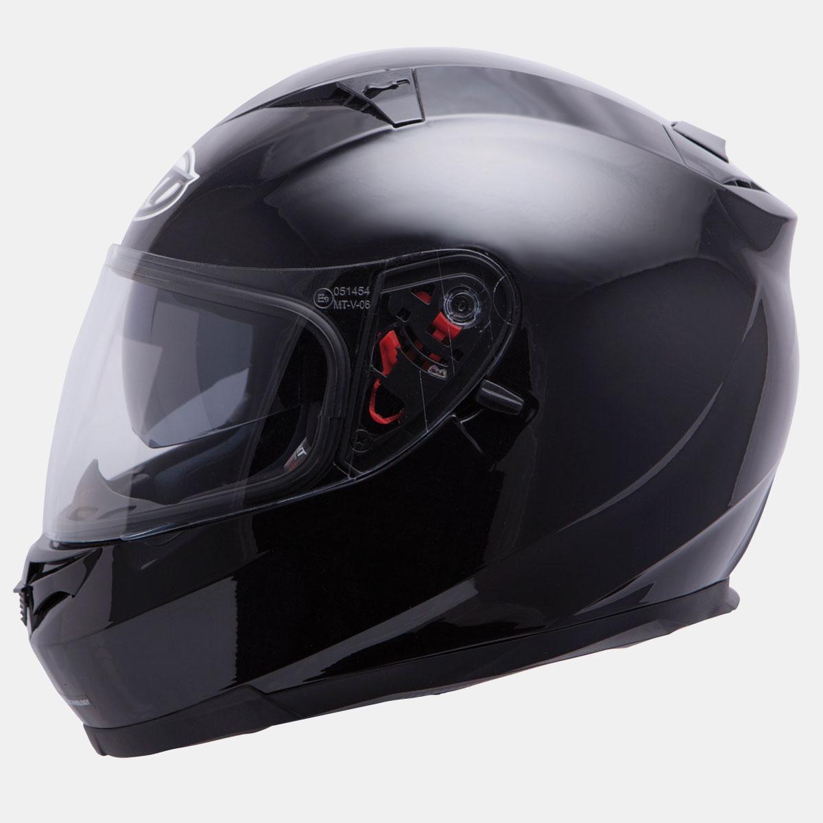 integralna kaciga blade solid black lavado hr 01