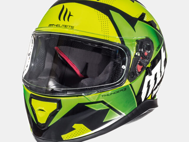 integralna kaciga thunder 3 torn gloss fluor yellow fluor green lavado hr 04