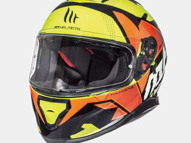 integralna kaciga thunder 3 torn gloss fluor yellow fluor orange lavado hr 02