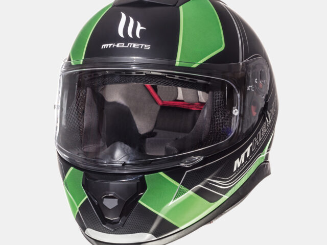 integralna kaciga thunder 3 trace matt black flour green lavado hr 01