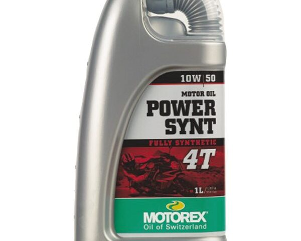 motorex power synt 10w 50