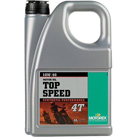 motorex top speed 10w40 4l
