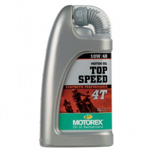 motorex top speed 4t 10w40