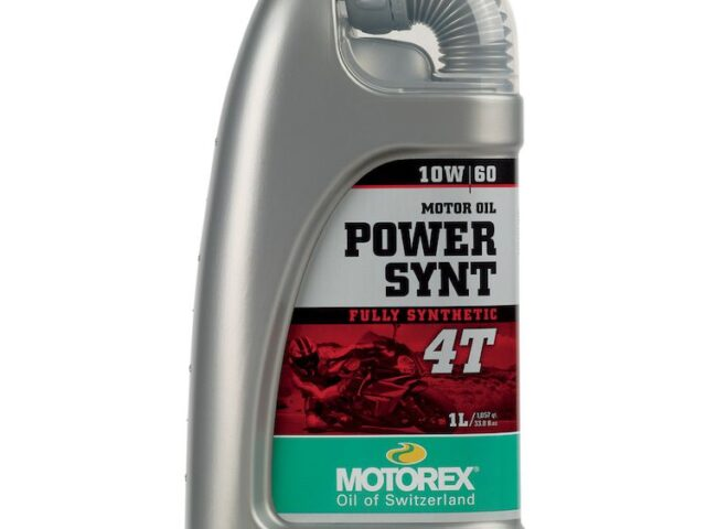 motorex power synthetic4 t 10 60