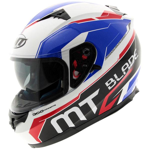 mt blade sv super r white red blue