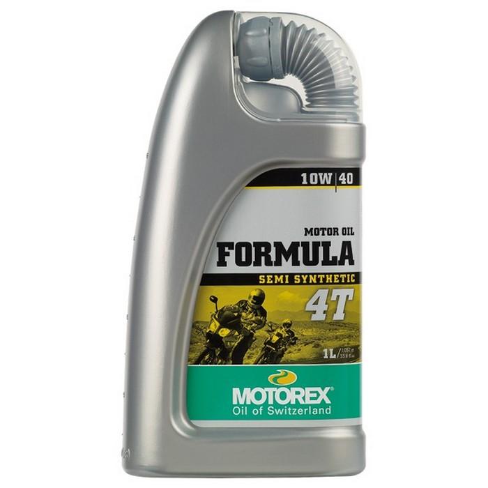 polusintetika ulje za motor Motorex Formula 4T 10w40 1l