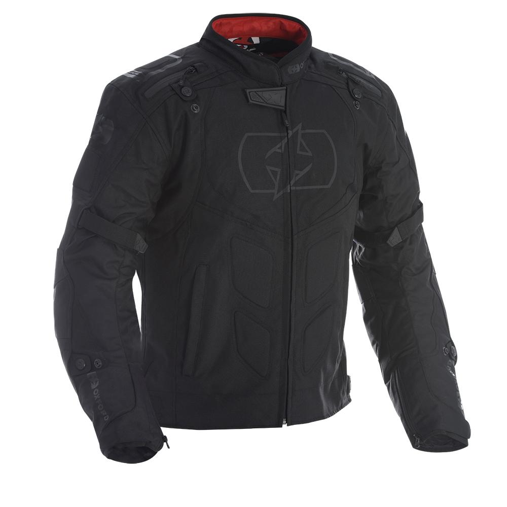 tekstilana jakna melburn blaxk 01