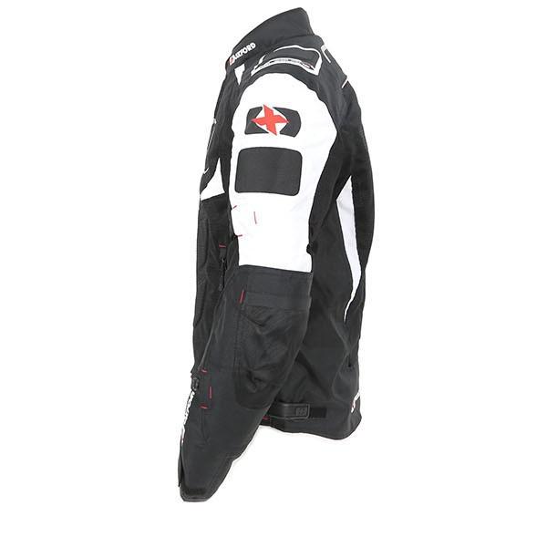 tekstilana jakna melburn white 03