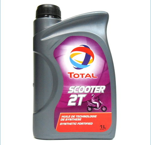total scooter 2t