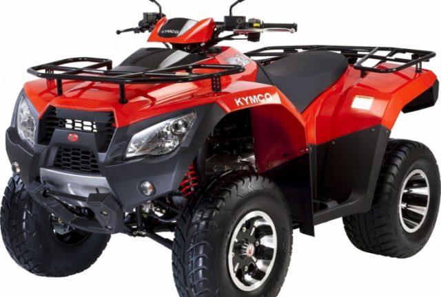 MXU300 kymco četverocikl atv 11