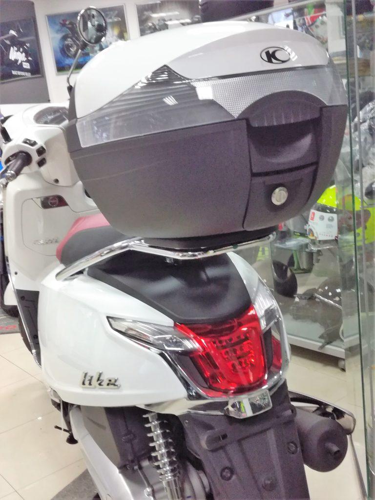 kymco like 125 skuter 22