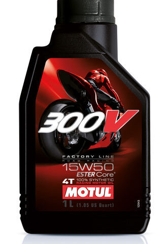 Motul 1L 300V ROAD RACING 15W50 327x480 - Akcije