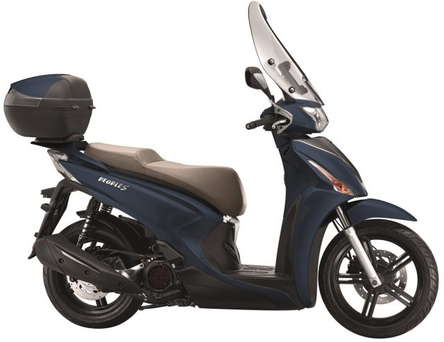kymco people s 125 05