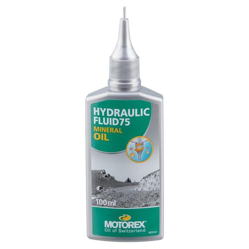 motorex hydraulic fluid 75 mineral oil