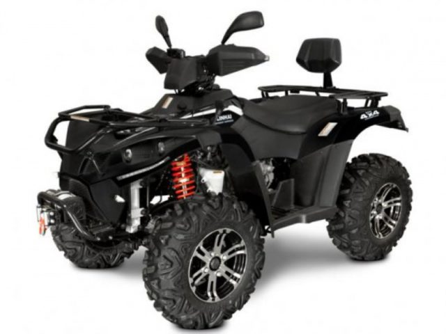 linhai yamaha 400 cc 4x4 vitlo