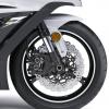 naljepnica za kotač bijela 01